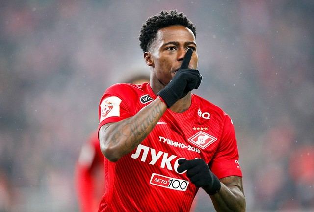 Quincy Promes became an MVP of season 2017/18