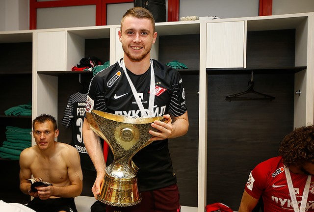 RG.RU | Alexander Selikhov: I became part of Spartak's fan community