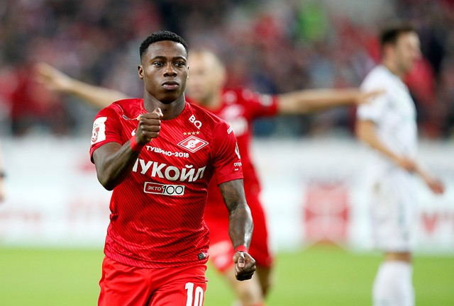 Quincy Promes: I am a killer whilst playing