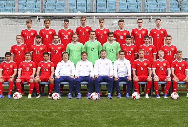 Spartak Moscow players included into Team Russia youth squad